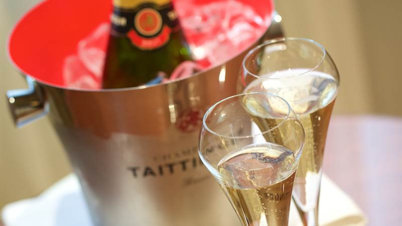 Taittinger Wednesdays