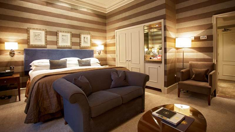 Executive room at The Chester Grosvenor