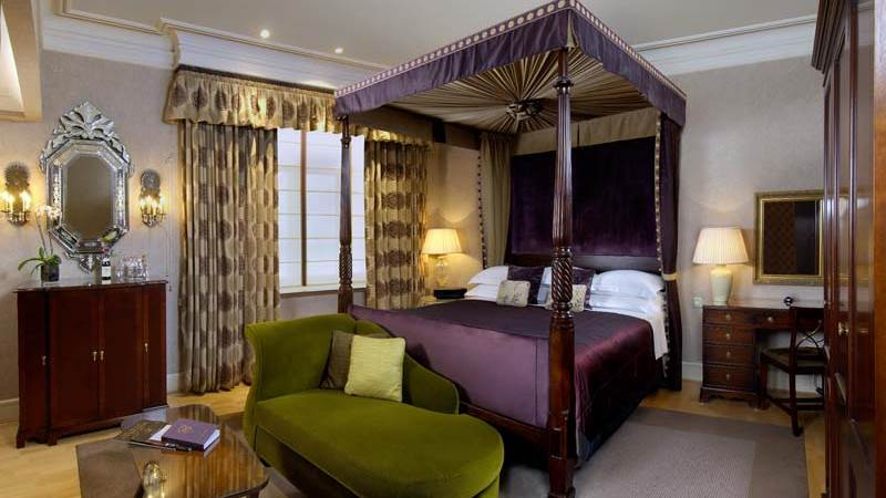 Junior Suite Accommodation at The Chester Grosvenor