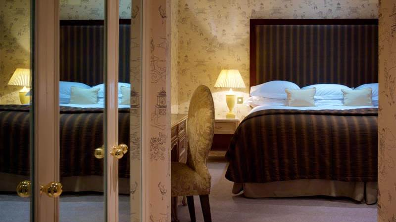 Master Suite Accommodation at Chester Grosvenor