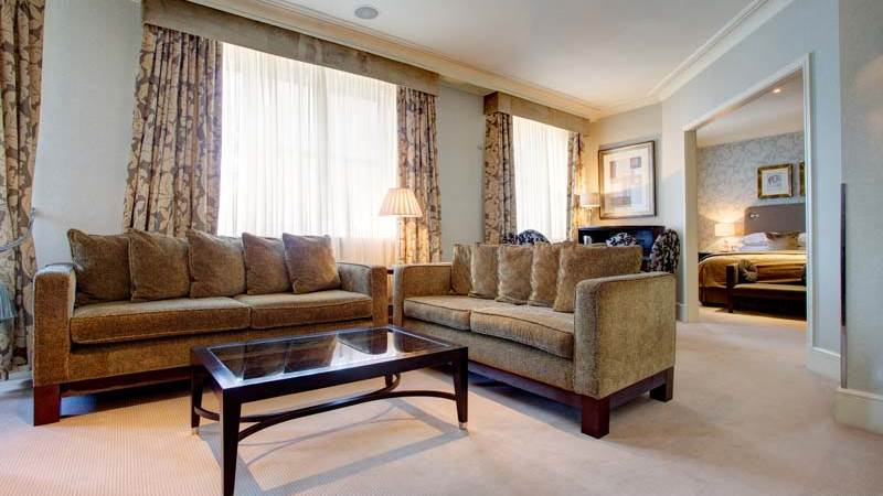 The Presidential Suite at Chester Grosvenor