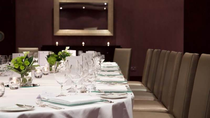 Private dining venue in chester