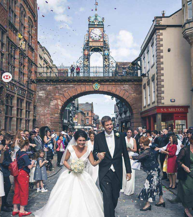 Wedding Venues Chester The Chester Grosvenor Hotel